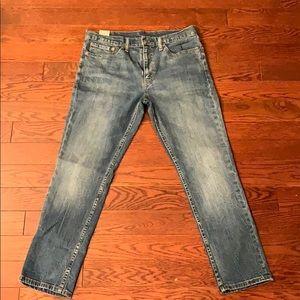 Levi Strauss & Co 511 Jeans Mens 36W 30L